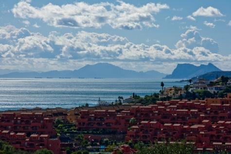 Urbanización del extrarradio de Estepona (Autor: Javier Martos)