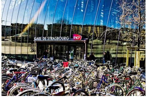 Estación de trenes de Estrasburgo