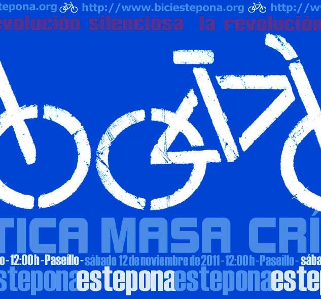 Masa Crítica Estepona - 12 de noviembre de 2011