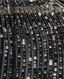 Coches y más coches