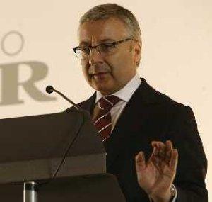 José Blanco, ministro de Fomento