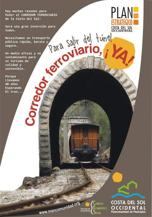 Campaña Corredor Ferroviario Costa del Sol