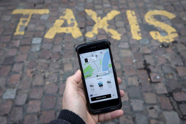 El conflicto Taxis vs VTC