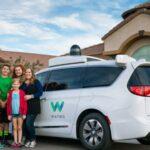 Vehículo autonómo en Phoenix (EEUU)