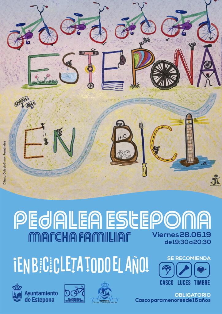 Pedalea Estepona junio/2019